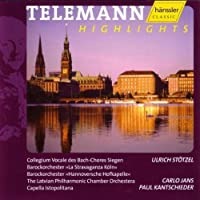 Telemann: Highlights (2013-05-03)
