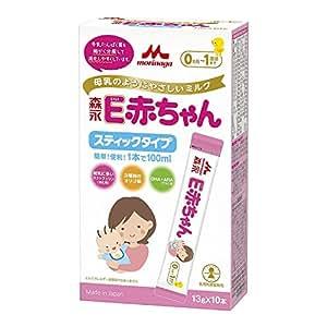 森永乳業 E赤ちゃん スティックタイプ 13g×10本