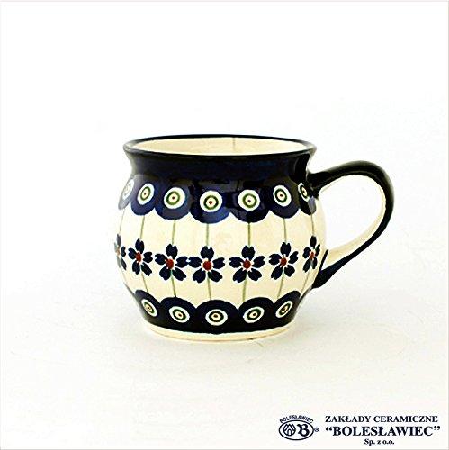 Zaklady Ceramiczne Boleslawiec/ザクワディ ボレスワヴィエツ陶器 マグカップ(デミタスサイズ)-166