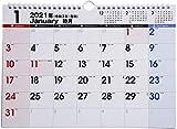 高橋 2021年 カレンダー 壁掛け A4 E62 ([カレンダー])