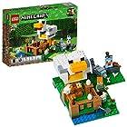 レゴ(LEGO) マインクラフト ニワトリ小屋 21140