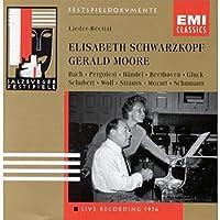 Lieder Recital by Schwarzkopf