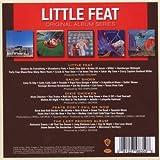 Little Feat 5CD ORIGINAL ALBUM SERIES BOX SET
