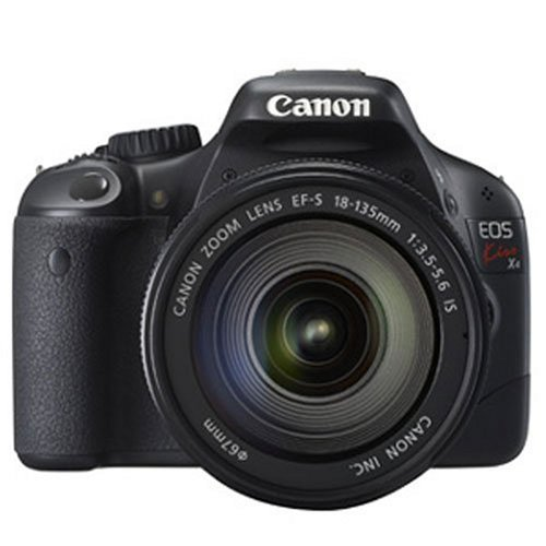 Canon デジタル一眼レフカメラ EOS Kiss X4 EF-S 18-135 IS レンズキット KISSX4-18135IS