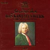 Das Kantatenwerk Vol.15 Bvw57-60 / Concentus Musicus Wien / Harnoncourt