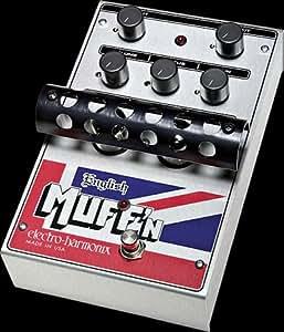 『並行輸入品』Electro Harmonix ◆ English Muff'n ◆ギターコンパクトエフェクター/チューブ・ディストーション