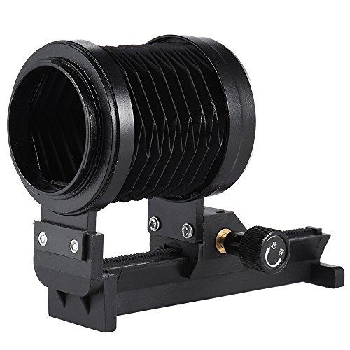 Andoer マクロ 延長 ベローズ アクセサリ Canon EOS EF マウント 5DIII 70D 700D 1100D デジタル一眼レフ用