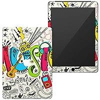 igsticker iPad 6(2018) 9.7インチ 専用スキンシール フルカバータイプ apple iPad 6 シール 第6世代 アップル アイパッド A1893 A1954 全面スキンシール フル 背面 側面 正面 液晶 ステッカー タブレット 保護シール 003418