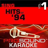 Sing Hits Of 94 Vol. 1 [KARAOKE]