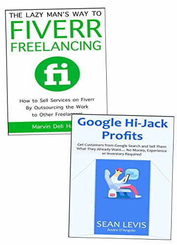 Part-Time Ways to Make Income Online: Google SEO Affiliate & Lazy Man's Freelancing Method (English Edition)