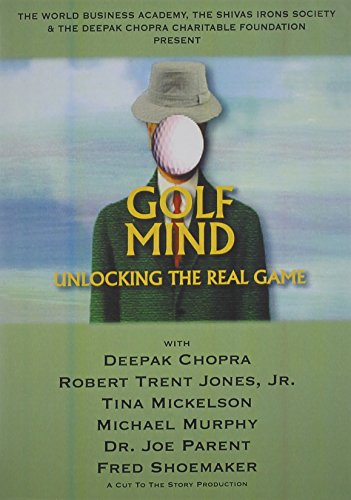 Golf Mind: Unlocking the Real Game [DVD] [Import]