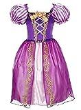 (ウイ カプア) u'i Kapua ハロウィン コスチューム 衣装 プリンセス なりきり ドレス ワンピース キッズコスチューム 女の子 120cm Dタイプ