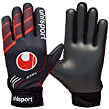 uhlsport(ウールシュポルト) キーパーグローブ FUTSAL フルフィンガーソフト 1000855 ブラック×レッド 8