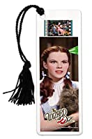 Filmcellsウィザードのオンス( Dorothy and Toto )ブックマークwith Tassel and Real 35mm Filmクリップ