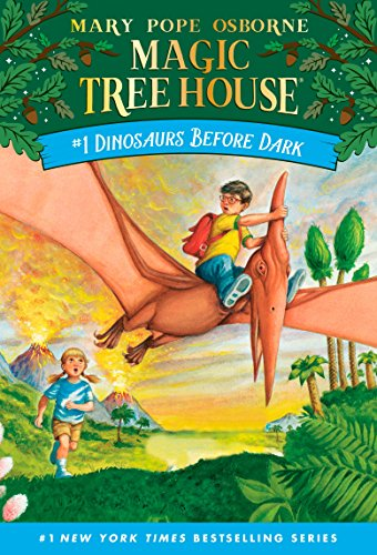Dinosaurs Before Dark (Magic Tree House Book 1) (English Edition)