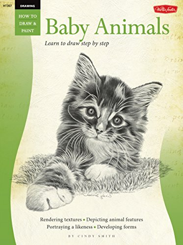 Download Drawing: Baby Animals: Learn to Draw Step by Step (How to Draw & Paint) 1600581358