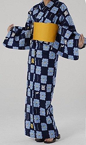 阪神タイガース ゆかた 帯付き 阪神球団承認 婦人浴衣2点セット