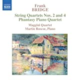 String Quartets 2 & 4 / Phantasy Piano Quartet