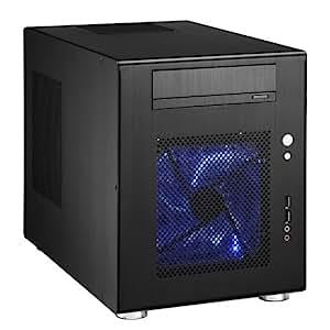 LIAN LI キューブPCケース PC-Q08B ブラック