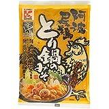 阿波尾鶏とり鍋のみそ1箱(200g×12袋)