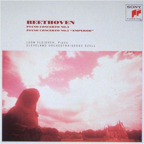 ベートーヴェン:ピアノ協奏曲第3番、第5番