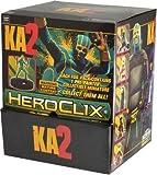 HeroClixキック・アス2つ24パックブースターボックス