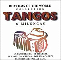 Tangos & Milongas-Rhythms of the World Collection