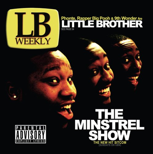THE MINSTREL SHOW [2LP] (GOLD COLORED VINYL) [12 inch Analog]