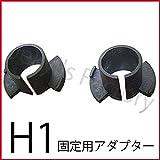 《Z2-06》◆ HID バーナー 固定用 バルブ アダプター (H1用:Aタイプ) ホンダ トヨタ ミツビシ車など 社外HIDキット取り付けに
