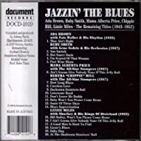 Jazzin' the Blues Remaining
