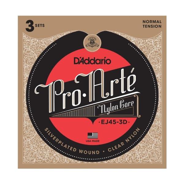 DAddario ダダリオ クラシックギター弦 ...の商品画像