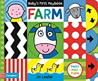 Baby's First Playbook: Farm (Babys First Playbook)