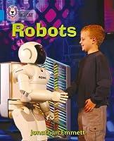 Robots (Collins Big Cat)