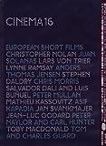 CINEMA 16:EUROPEAN SHORT FILMS [DVD]