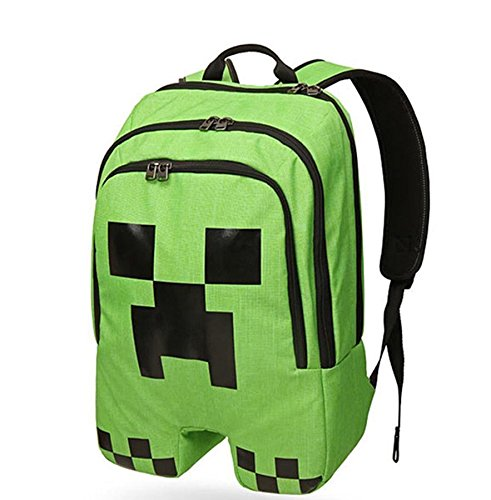 Minecraft Creeper Backpack - マ...