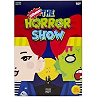 SHINEE PAPER TOY [THE HORROR SHOW] key VER.