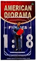 1/18 American Diorama Mechanic - Dan 男性 メカニック フィギュア 模型