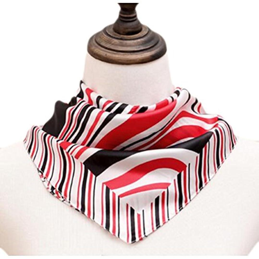 制限された追放する屋内ファッションスクエアポケットサービス産業女性フォーマルスーツスカーフギフト-A13