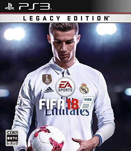 FIFA 18 Legacy Edition 【予約特典】• ジャンボプレミアムゴールドパック5個 (1×5週間) 同梱