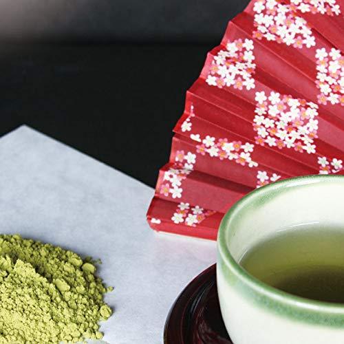 【くら寿司】 特撰粉末緑茶 ((詰め替え用5袋セット)お茶 100g×5袋)