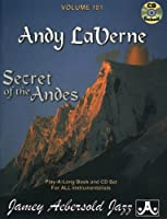 Andy Laverne: Secret of the Andes Vol.101