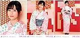 乃木坂46 浴衣2019 会場限定ランダム生写真 3種コンプ 掛橋沙耶香