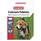 Beaphar Calcium 180 Tablets (Pack of 2, Total 360 Tablets)