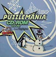 Highlights Puzzlemania: Winter Snowman and Penguin [並行輸入品]