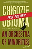 An Orchestra of Minorities -- Free Preview (English Edition)