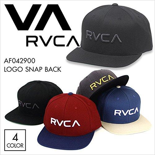 (ルーカ) RVCA キャップ RVCA TWILL SNAPBACK III [AF042900 / AF042-900] WIN