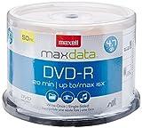 Maxell 638011 DVD-R 4.7gb Write-Once 16x Recordabl [オンデマンド(CD-R)]