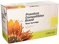 プレミアム互換機Inc。clpy660bpc交換用インクとトナーカートリッジfor Samsungプリンタ、イエロー