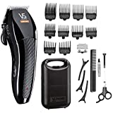 VS Sassoon The Crafted Cut Cordless Rechargeable Hair Clipper/Trimmer Groomer
