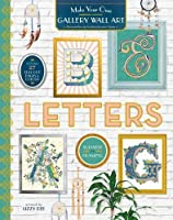 Letters: Personalize and Customize Your Home (Gallery Wall Art)